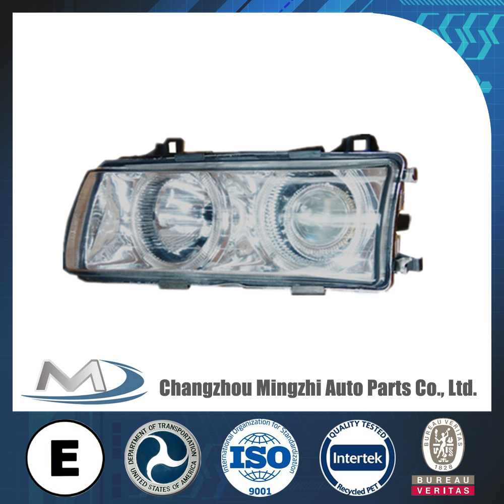 Car spare parts Car lamp Headlight E36 4D 91-00 Head lamp Crystal white