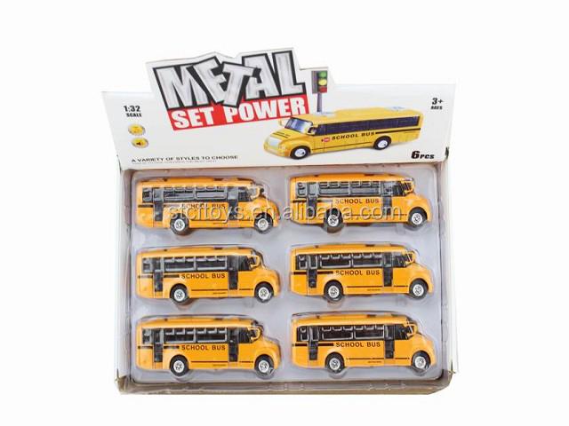 1 32 Scale Models Diecast Model Bus Toys Best Selling Metal Car