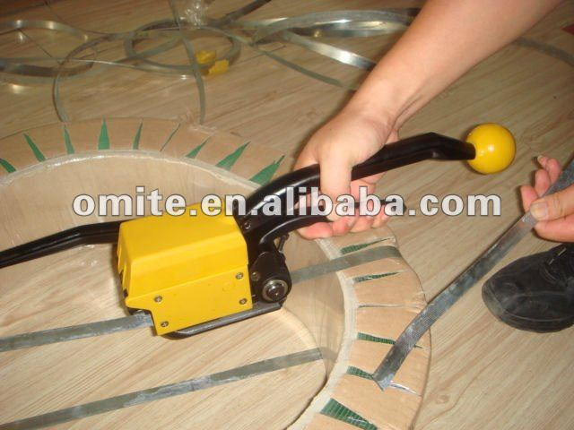 Manual buckle-free steel bending tools A333