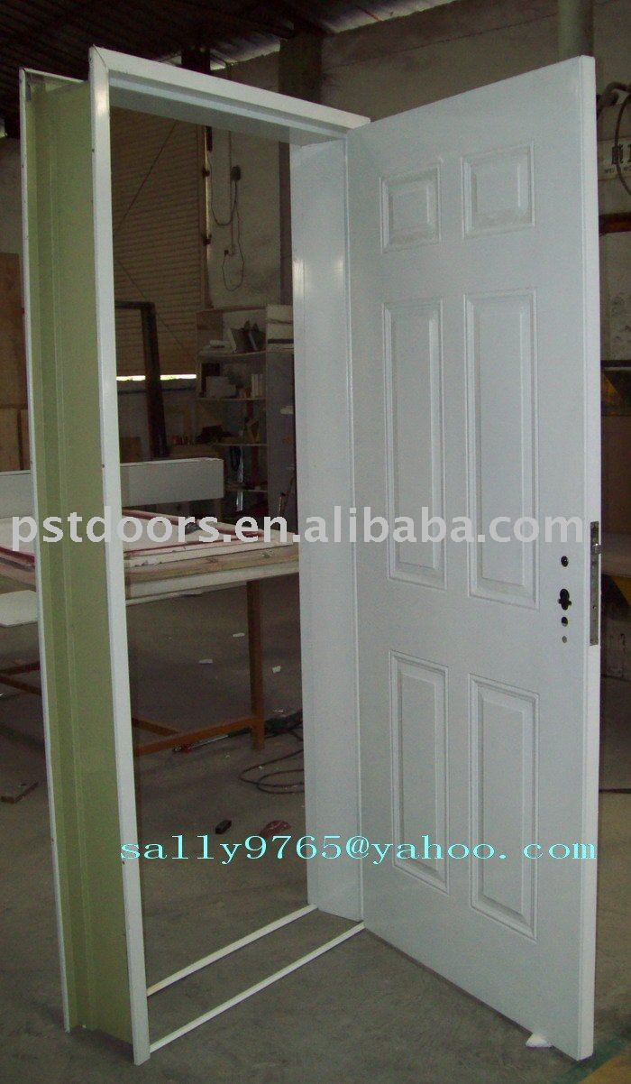 Exterior Steel Door With Polyurethane Foam Core Exterior Steel Door With Polyurethane Foam Core Suppliers and Manufacturers at Alibaba.com & Exterior Steel Door With Polyurethane Foam Core Exterior Steel Door ...