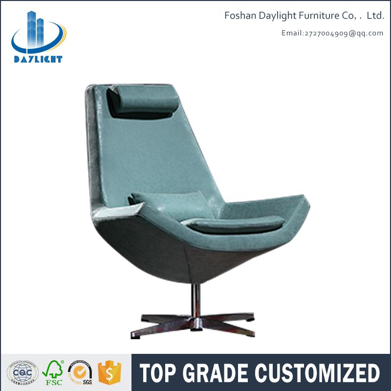 Lazy Creative Green Velvet Single Sofa Upholstered Modern Lounge
