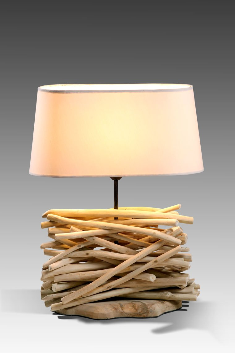 Teak Branch Lamp Buy Lamp Handycraft Product On Alibaba Com