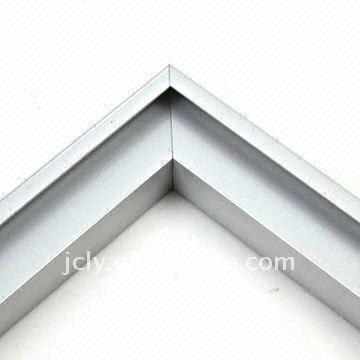 Sliver Sand Blasting Anodizing Extruded Aluminum Frame Profile - Buy ...