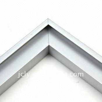 Sliver Sand Blasting Anodizing Extruded Aluminum Frame Profile - Buy Extruded Aluminum Framing,6000 Series Aluminum Frameprofile,Aluminum Alloy ...
