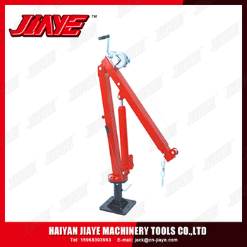 1000LBS High Quality Car Small Engine Crane With CE
