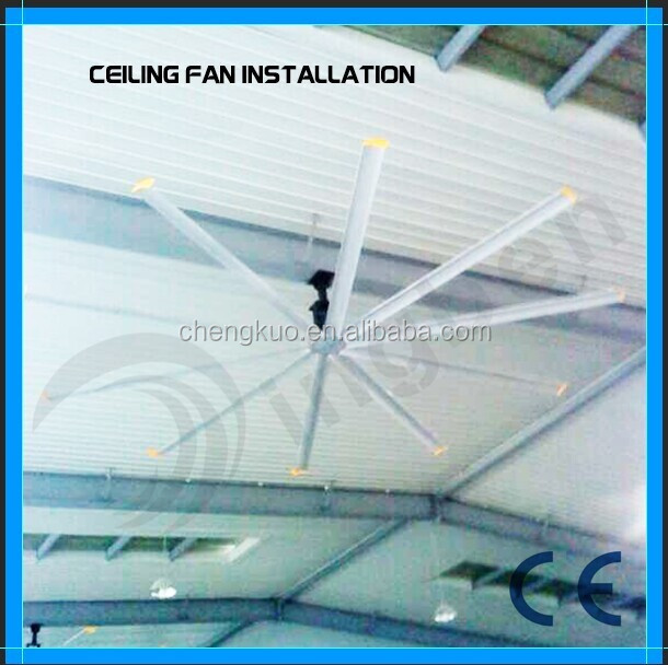 12FT Industrial Energy Saving Large Ceiling Fan
