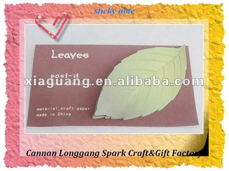 fancy and custom leaf shaped note paper buy leaf shaped note paper