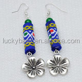 Latest simple style earrings Vietnam style jewelry earrings vogue jewelry earrings