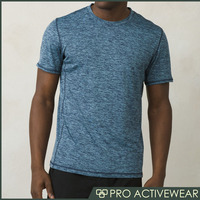 New Arrival Compression Wear 95% Rayon 5% Spandex T-Shirts,Skin Compression Wear Fabric Worldwide Dry fit
