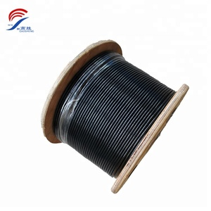 TPU coated steel wire rope for gym equipment