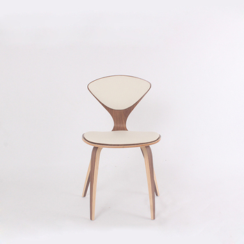 CH177 Palpable Skin Advances Norman Cherner Chair