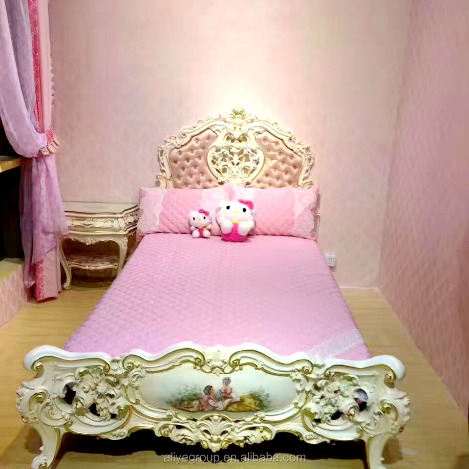 AFB06-- children bedroom sets made in China modern classic bedroom ...