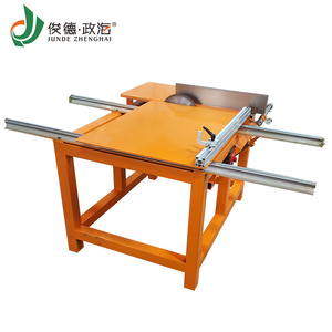 Saw Blade Diameter 10Inches Of Push The Table Saw Table Saw Machine