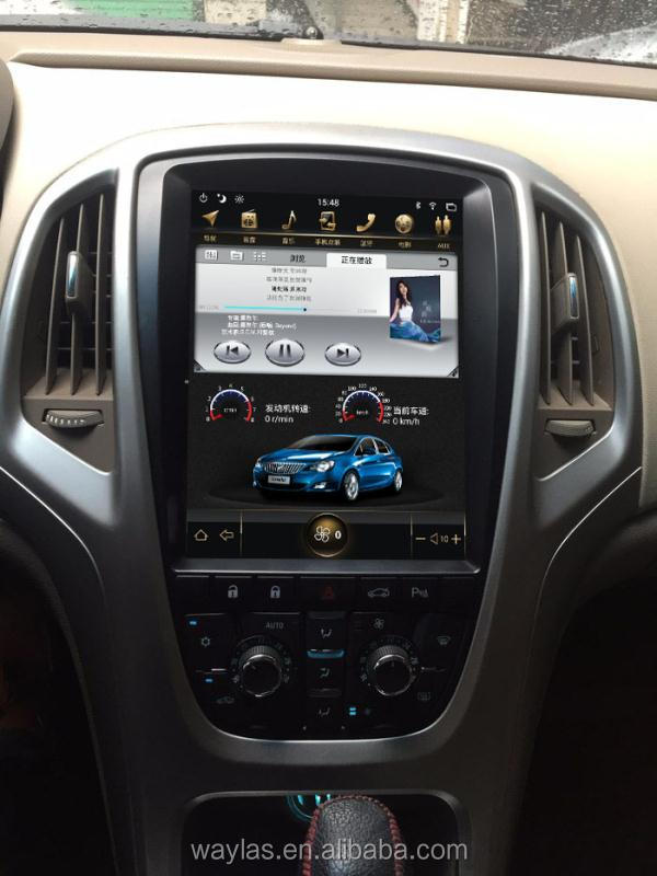 Tesla Style 10 4 Inch Vertical Screen Android Car
