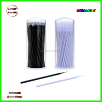 Cheap Wholesale dental disposable micro applicator/eyelash extensions brush