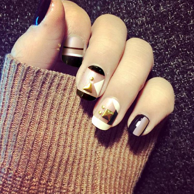 Venta al por mayor diseño de uñas postizas-Compre online los mejores ...