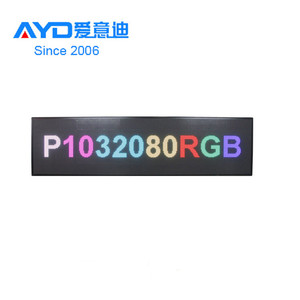 P10 96*64 Full Color Outdoor Programmable for Shop Square Used LED Display Sign