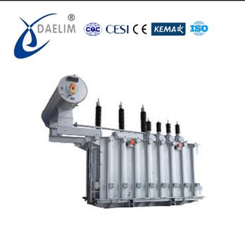 High Voltage Of 80mva 230kv Power Transformer With Copper