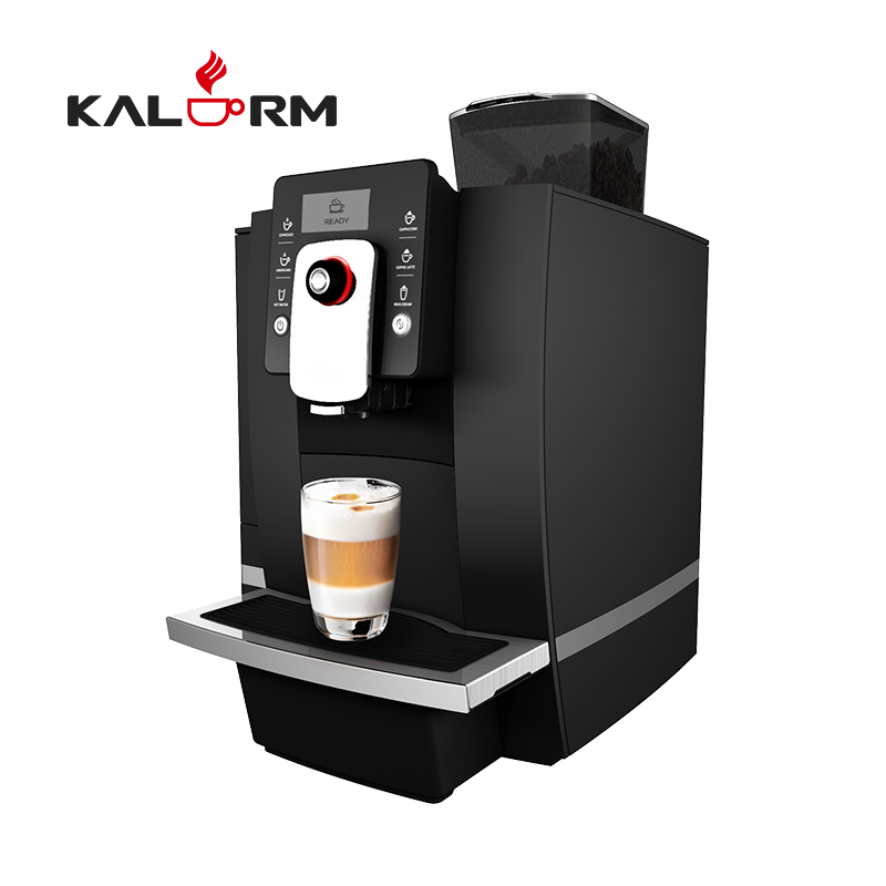 Fully Automatic Commercial Espresso Coffee Machine For Ocs ...