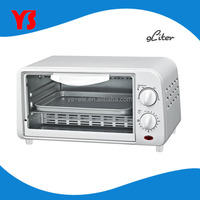Brand new stainless steel toaster oven for household