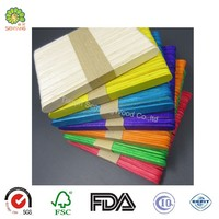 wood material school ice cream diy art and craft sticks