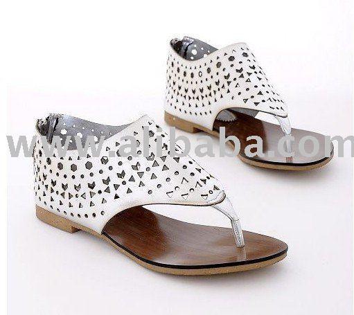 Ladies Fancy Flat Sandals