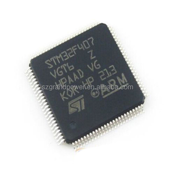 STM32F407VGT6 with 32-bit Microcontroller