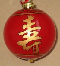 Wholesale Hot Sale Fashion Decoration Hanging Indoor Christmas Glass Ball