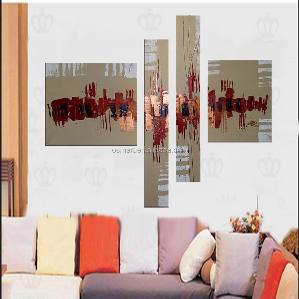 High Quality House Decoration Products Animal Photos Dogs Paintings Of  Modern Art Modern Abstract Oil Painting