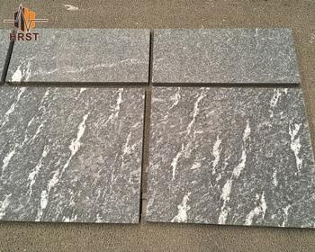 Factory Price Virginia Mist Granite Black Via Lactea