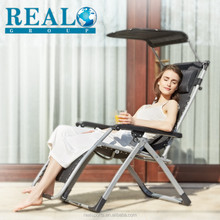 Amazon folding Zero Gravity Recliner Chair headrest, Zero Gravity Chair Lounger Chair With Canopy Shade with cup holder