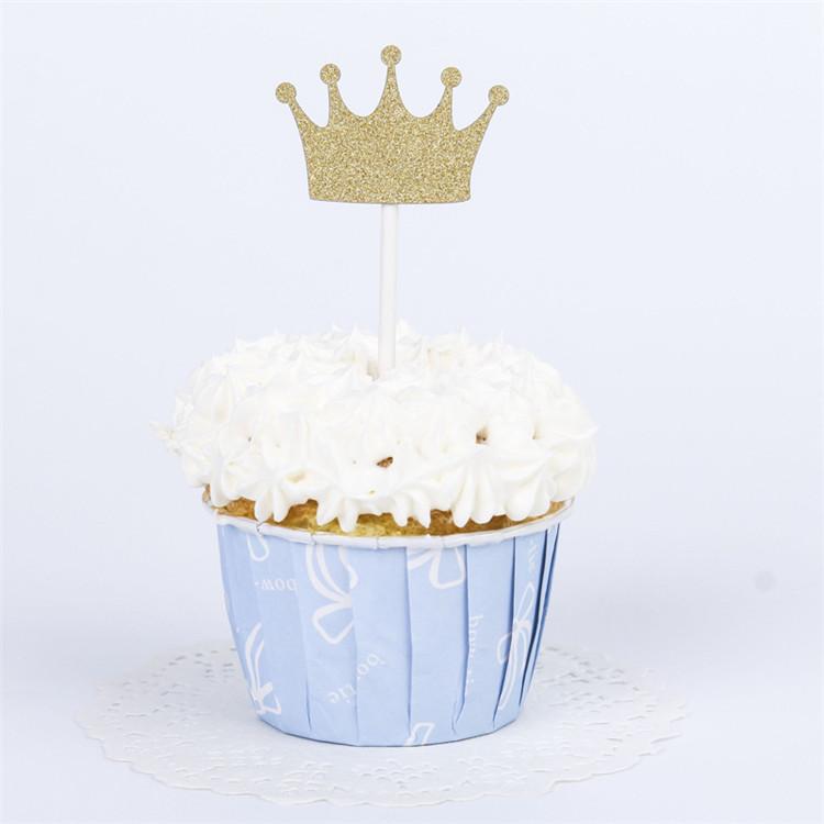 Paper Crown Birthday Cake Topper Buy Cake Topperbirthday Cake