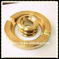 China OEM Brass Machining Component