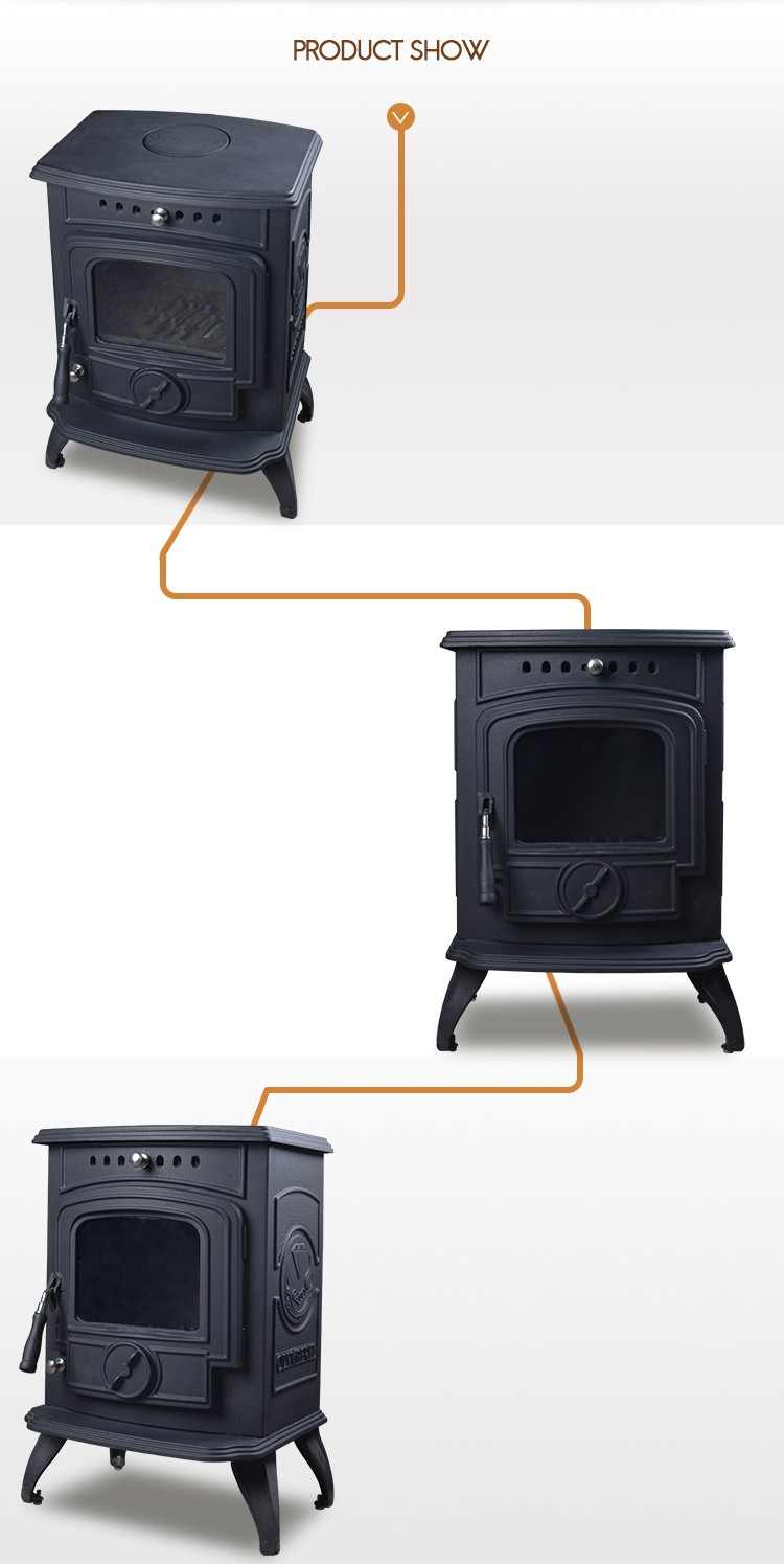 Indoor Wood fireplace wood burning stove with water jacket and cheap wood  stoves for sale HF332B - Indoor Wood Fireplace Wood Burning Stove With Water Jacket And