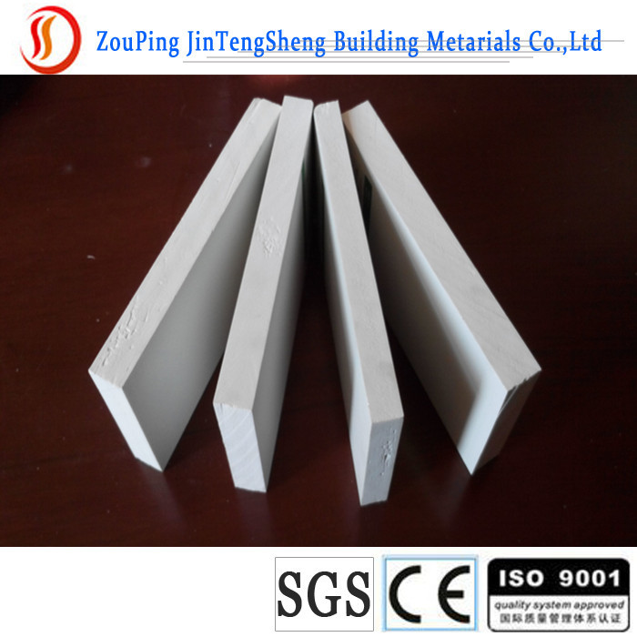 high density 4x8ft white 20mm pvc rigid foam boards for kitchen cabinets