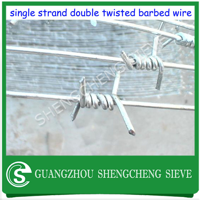 Single Twist Barbed Wire, Single Twist Barbed Wire Suppliers and ...