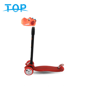 Newest model foot pedal kick scooter for kid