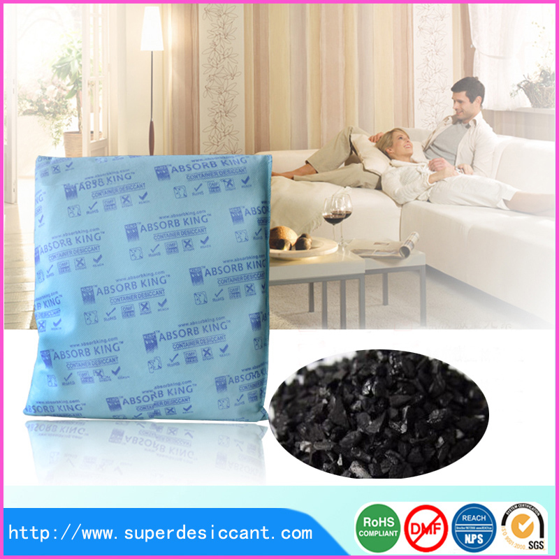 powerful absorber activated carbon package