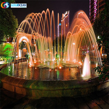 เพิ่ม CompareShare Trade Assurance Magic Dancing Water Fountain สำหรับ Lake ตกแต่ง
