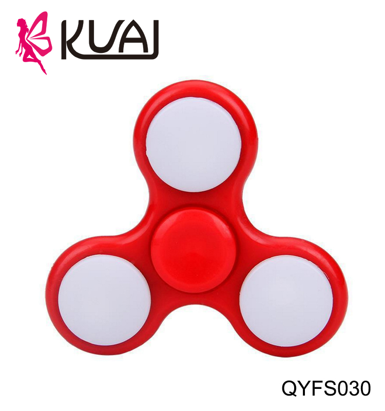KUAI Nuevos Productos 2017 Wholesale Wind Spinner EDC Fast Fingertip gyro Toys