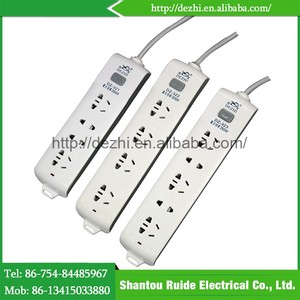 Wholesale china factoryMultifunction universal german electrical plug and socket