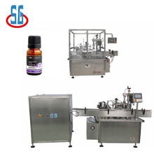 SGJY Automatic Bottle Filling Machine 30ml 100ml Liquid Filling Machine
