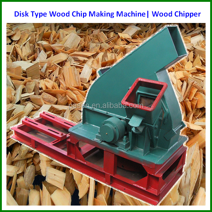 chipping machine