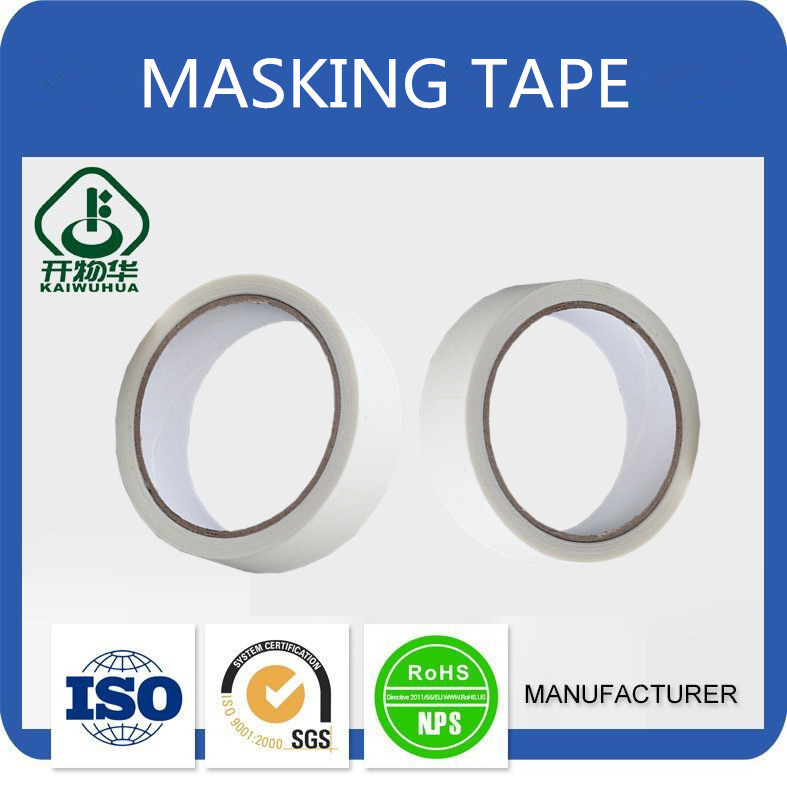 manufacturer supply free samples self adhesive sticker paper masking tape crafts for furniture spray painting