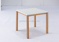 Fashion Newest Design Wood Coffee Table Dining Table