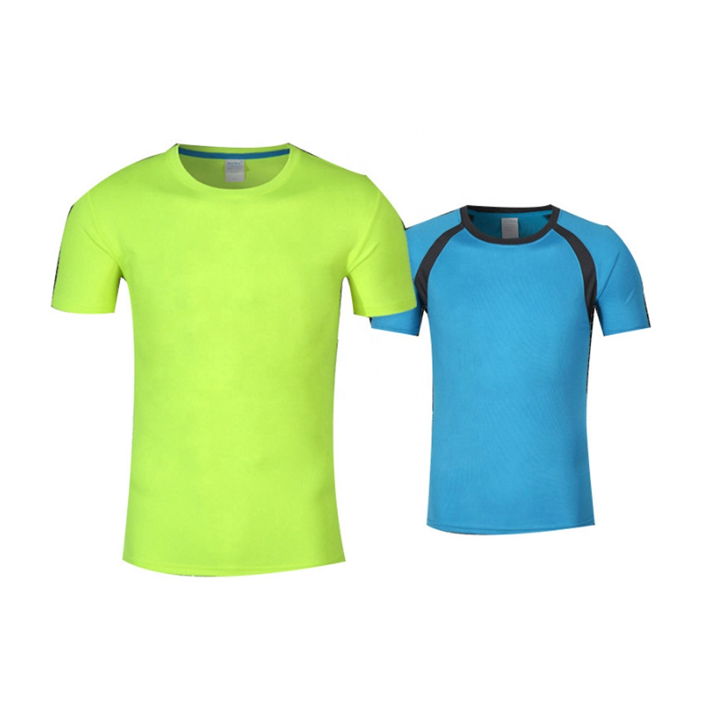 Wholesale oversized couple cotton hemp plain running outdoor training t - shirts for men and women