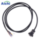 High Quality vga oem odm 10m Cable Screws And vga to vga Cable Connector