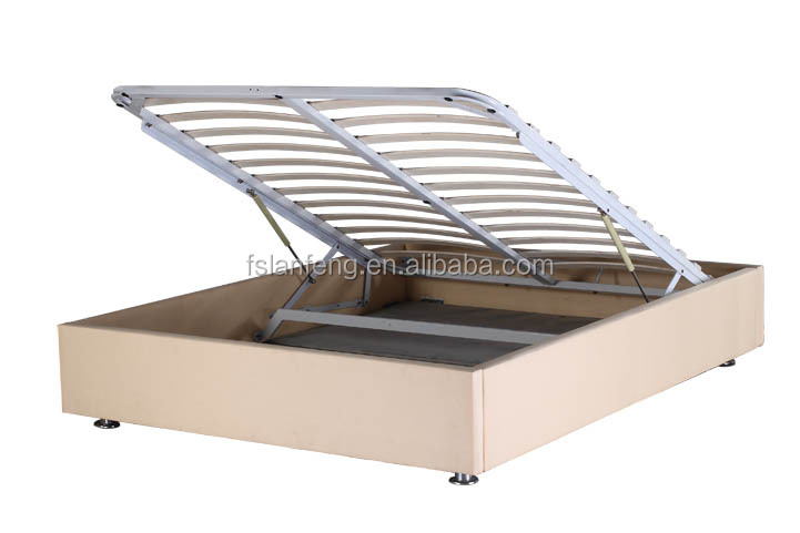 Storage Bed Frame With Gas Lift, Storage Bed Frame With Gas Lift Suppliers  And Manufacturers At Alibaba.com