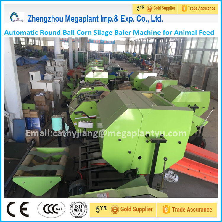 Corn Silage Baler Machine/Baling Machine for Hays