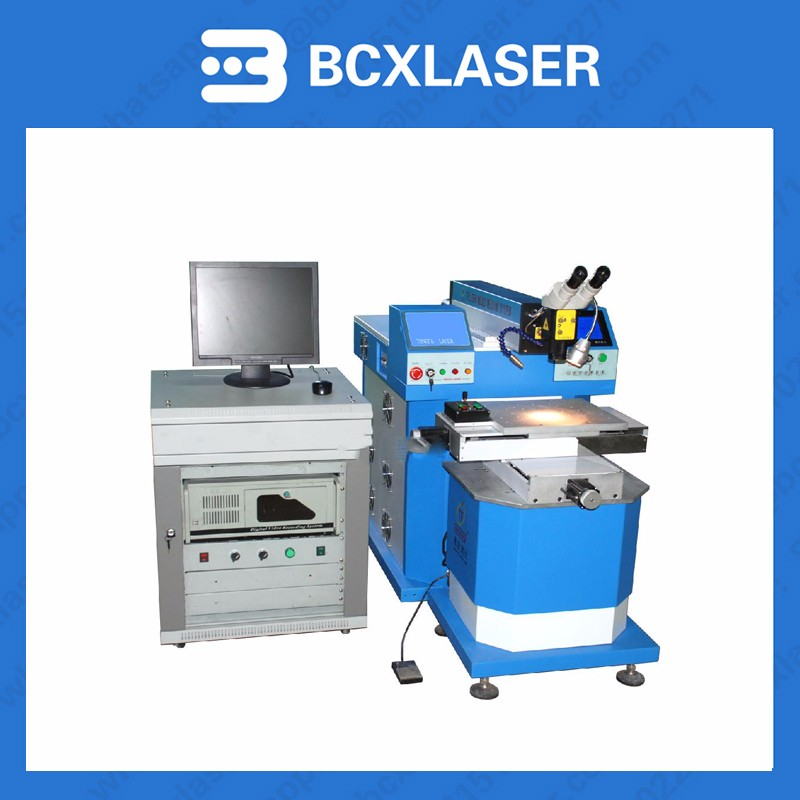 High quality New Jewelry Laser 200W Spot Welding Machine bcxlaser-123